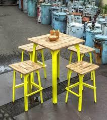 K Industrial Bar Table  Prod