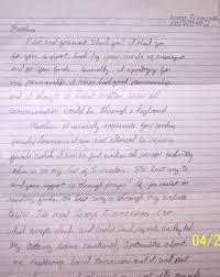 zimmerman jail letter the smoking
