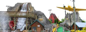 pigeon forge mini golf course