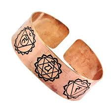 Tibetan <b>Buddhist Om</b> Mantra Yoga Meditation 7 Chakra Copper ...