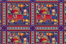 Mayan Patterns Cool Maya Seamless Pattern Graphic Patterns Creative Market