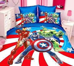 Marvel Comic Bedroom Ideas Superhero Accessories Avengers Decor Superheroes  ...