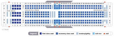 delta airlines boeing 767 300 seating map aircraft chart