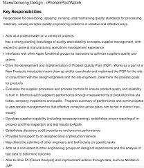 apple recruiting asian career fair job description for supply quality engineer