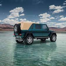 Bound to be wildly expensive. The World S Most Expensive Suv Mercedes Benz Maybach G Class Arabianbusiness