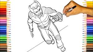 Boys coloring books x men superhero. The Wolverine Coloring Pages X Men Weapon X Coloring Book Youtube