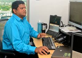 workers disabilities make gains on the job pittsburgh post vista mohanty a senior applications developers works at his desk at highmark downtown