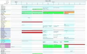 Production Scheduling In Excel Daily Production Schedule Template Free Excel Production