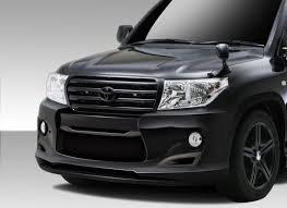 FIT 2008-2015 Toyota Land Cruiser Duraflex E-Sport Front Bumper-1 ...