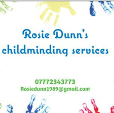 Rosie Dunn childminding services - 2 Photos - In-Home Service -
