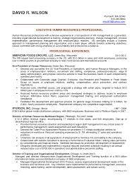 Hr Resumes 100 Hr Generalist Resume Human Verification Of