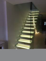 led stairway lighting. decorationssimple modern lighting staircase design ideas with brown textured wood stair also white plainled stairway fixtures led