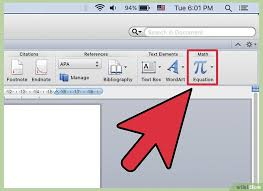 imagen titulada insert equations in microsoft word step 19