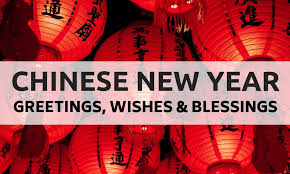 Happy new lunar year, survivors! 130 Most Popular Greetings Blessings Wishes For Chinese New Year
