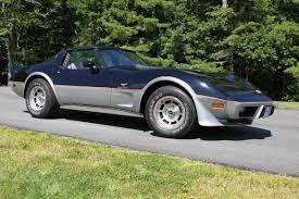 Corvette 1978 chevy corvette : 1978 Corvette 25th Anniversary; An Affordable Collectible - Revivaler