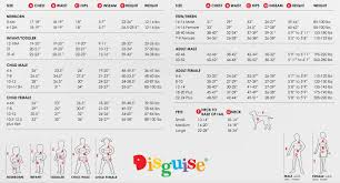 Disguise Size Chart Details About Disney Olaf Toddler Frozen Licensed Costume