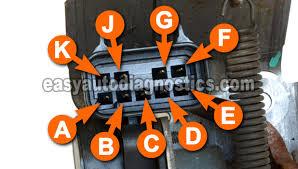 part 1 how to test the gm accelerator pedal position app sensor 1 circuit descriptions of the app sensor assembly connector