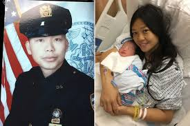 NYPD cop s daughter is born three years after his death New York.