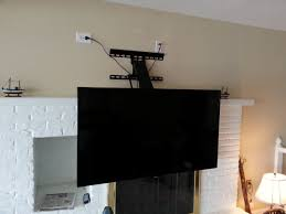 pull down tv mount. Wonderful Down Downandouttvmount With Pull Down Tv Mount D