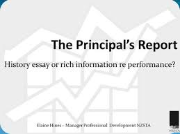 leader of the band or interested bystander elaine hines manager  history essay or rich information re performance elaine hines manager professional development nzsta