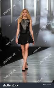 Zagreb Croatia March 14 Fashion Model Stock Photo (Edit Now) 133562030