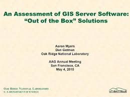 Open Source Databases and GIS - ppt video online download