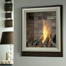 Flueless Gas Heaters Modern Fire Meridian He Balanced Flue High Efficiency  Gas Fireplace Flueless Gas Stove