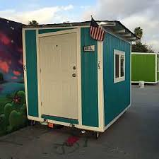 tiny houses los angeles. Private Citizens Try To Help Homeless By Giving Them Tiny Houses; City Of Los Angeles Steals Houses M