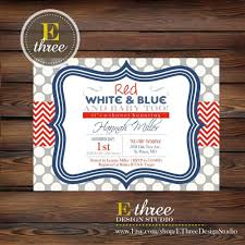 blue and gold baby shower invitations fresh printable 4th of july baby shower invitation 4th of july