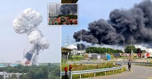 Die explosion gilt damit als größte künstliche, nichtnukleare explosion. Cpyt9xyvwnpi7m