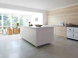 White wood kitchen High Gloss Of 40 Houseandhome Hot Look 40 Light Wood Kitchens We Love