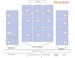 Travis County Expo Center Seating Chart Seating Maps Anderson Sports Entertainment Center