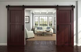 sliding barn doors for interior design — novalinea bagni interior