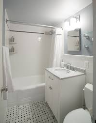 Small Bath Remodel New Tub Or Shower New Floor Vanity And Toilet Interesting Small Bathroom Remodel