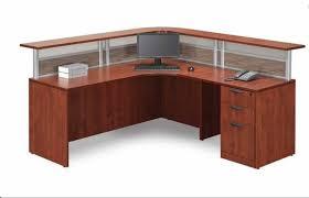New office desk Automotive Office Jsd Furniture New Lshaped Office Desk W Reception Counter
