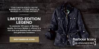 Womens Barbour Clothing Orvis