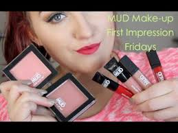 first impression fridays mud cosmetics