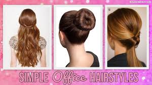 Easy Hairstyles On The Go Real Asian Beauty 3 Easy Office Hairstyles For On The Go Women