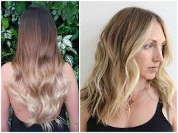 Honey Blonde Balayage Hair Color Trend