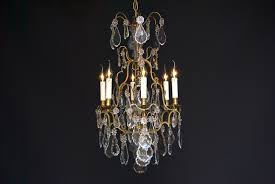 louis xv style antique french chandelier 0