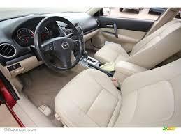 mazda 6 2006 interior. beige interior 2006 mazda mazda6 s sport sedan photo 61913155 6 t