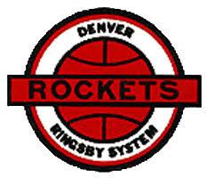 Denver Rockets Primary Logo - American Basketball Association (ABA ...