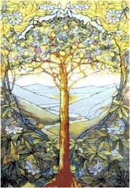 Comfort Chart Pdf Louis Comfort Tiffany Tree Of Life Counted Cross Stitch