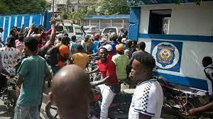 Haiti police identify 28 suspected ...