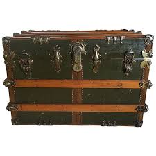 Steamer Trunk Furniture Viyet Designer Furniture Storage Ps Late 19th Century