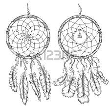 How To Draw A Dream Catcher Dream Catchers Native American Traditional Symbol Tshirt 78