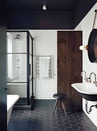 Black And White Bathroom Decor