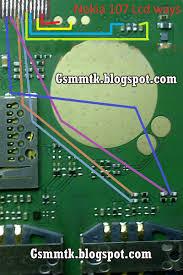 Nokia 108 Light Solution Without Transistor Nokia 107 Display Light Problem Jumper Solution Gsmmtk
