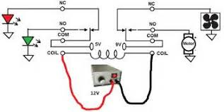 self latching relay circuit diagram images latching relay how to connect a dpdt relay in a circuit