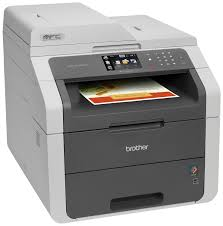 Brother Mfc 9130cw Digital Color Laser All In One Printer With Wirelessll L